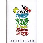DIARIO SCUOLA 10M 11X15 THINK COLOR VODKA