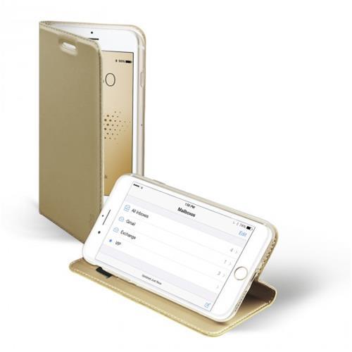 Custodia a libro Gold Collection per iPhone 8 / 7 - SBS