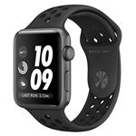 APPLE WATCH NIKE SERIE 3 42MM GPS SG MTF42QL/A ANTRACITE BLACK