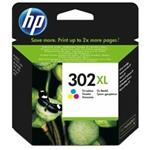 INK-JET HP DJ 1010 302XL COLORE ORIGINALE