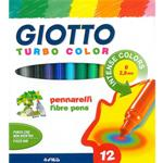 PENNARELLI GIOTTO TURBO COLOR DA 12